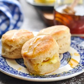 Aunt Bee's 3-Ingredient Buttermilk Biscuits