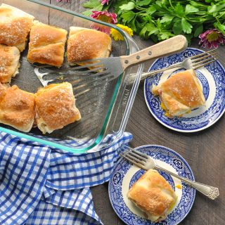 Make Ahead Ham and Cheese Sliders