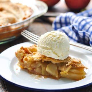 Mom's Easy Apple Pie