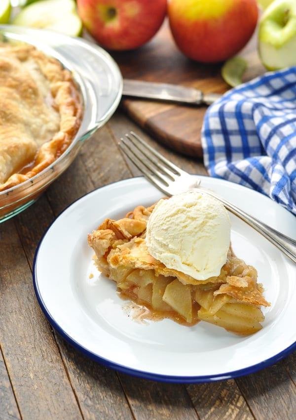 Perfect easy apple pie