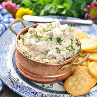 Mom's Best 10-Minute Holiday Crab Dip Recipe