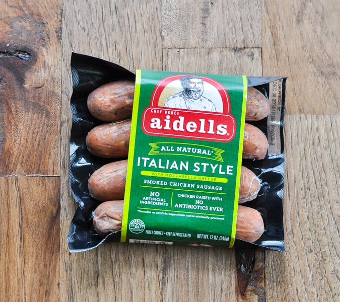Aidells Italian Sausage