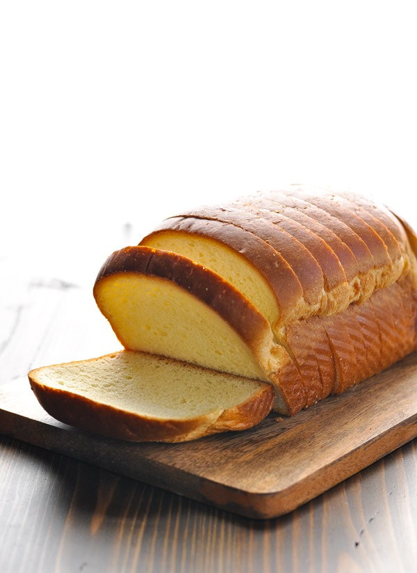 Loaf of sliced Hawaiian bread