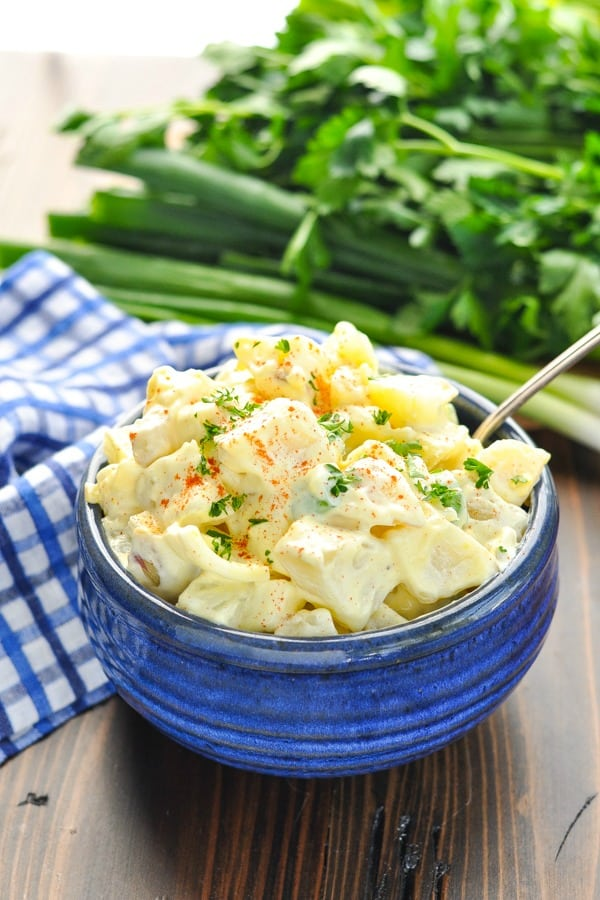 Southern Potato Salad The Seasoned Mom