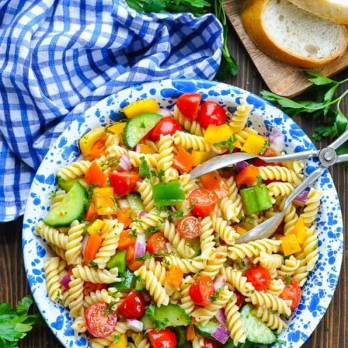 Classic Pasta Salad Recipe