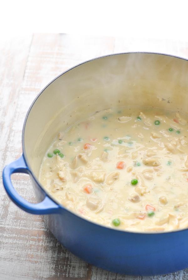 Gravy for chicken and dumplings recipe