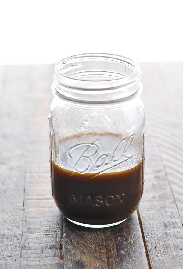 Jar of coke ham glaze