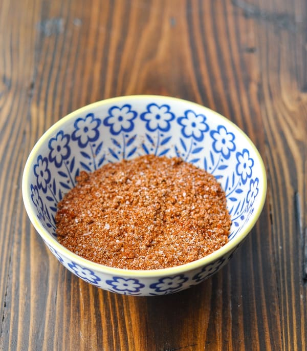 Spice rub for grilled pork tenderloin