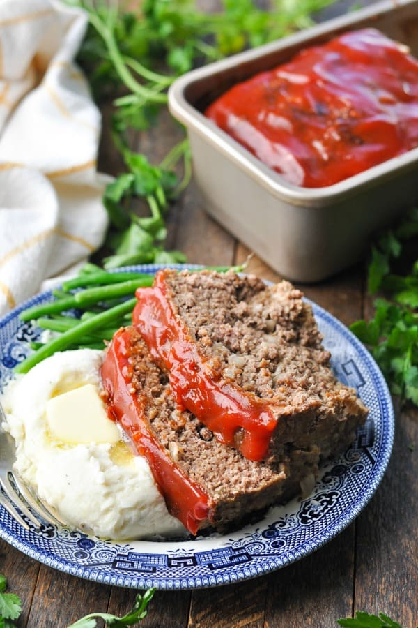 Meatloaf Recipe With Oatmeal The Seasoned Mom