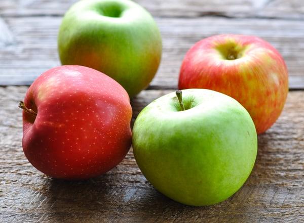 The best apples for apple crisp recipe
