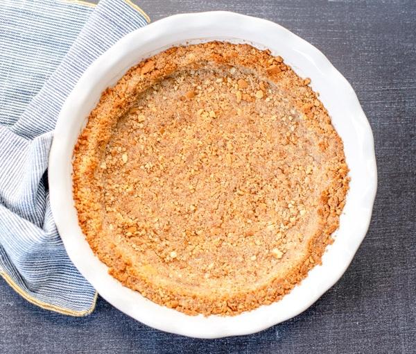 Nilla wafer cookie pie crust
