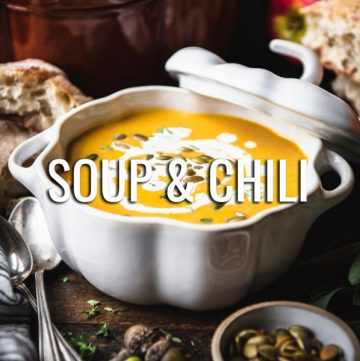 Soups, Stews and Chili
